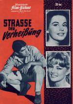 Filmplakat zu »Straße der Verheißung« (1962)